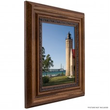 "Astoria Grand Hedberg 2.75"" Wide Real Wood Distressed Picture Frame / Poster Frame ASGA2213"
