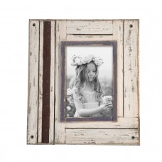August Grove Stith Rustic Wood Picture Frame AORE2874