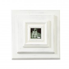 Mud Pie™ Distressed Wood Beveled Picture Frame MDPI2719