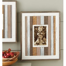 Mud Pie™ Wood Plank Picture Frame MDPI2252