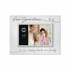 Prinz '4 Generations' from the Heart Picture Frame PRNZ1278
