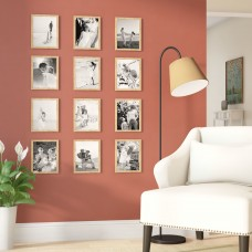 Red Barrel Studio Rectangle Linear Picture Frame RBRS4503
