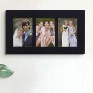 Zipcode Design 3 Opening Wall Hanging Picture Frame ZIPC6096