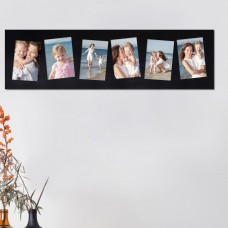 AdecoTrading 6 Opening Collage Picture Frame ADEC1894