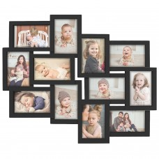 Ebern Designs Nemeth Family Rules Dimensional Collage Picture Frame EBRD2010