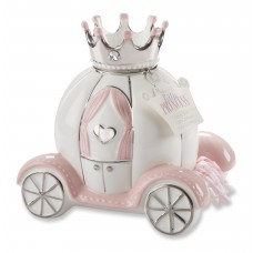 "Baby Aspen ""Little Princess"" Ceramic Piggy Bank ASP1228"