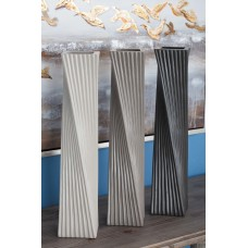 Cole Grey Floor Vase CLRB3388
