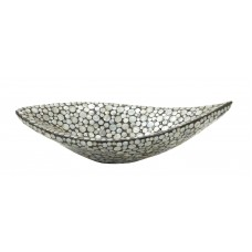 Cole Grey Shell Bowl COGR8712