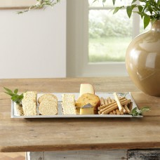 Birch Lane™ Hammered Silver Tray BL4329