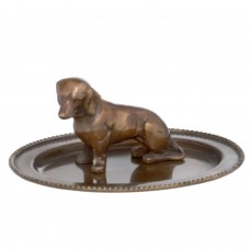 Modern Day Accents Dachshund Tray MDAC1003