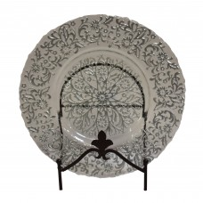 Astoria Grand Lytle Glass Decorative Plate ENTA4381