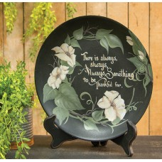 Winston Porter Aldreda Something to Be Thankful for Decorative Plate WNPR6718