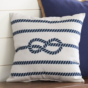 Birch Lane™ Figure Eight Polyester Throw Pillow BL11586