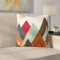 East Urban Home Throw Pillow EUNH5271