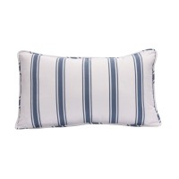 Harbor House Beach House Cotton Lumbar Pillow HUH1463