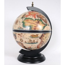 Old Modern Handicrafts White Globe with Chess Holder OMH1100