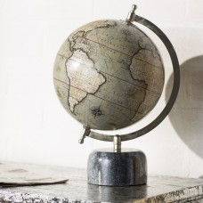 Trent Austin Design Globe with Marble Base TADN3744