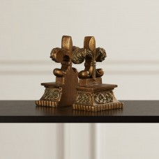 Astoria Grand Bronze Bookends ASTG2339