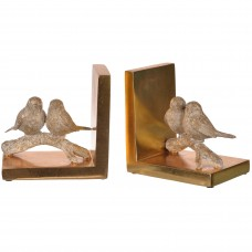 August Grove 2 Piece Bookend Set AGGR2919