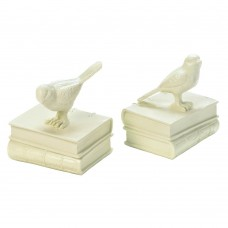 August Grove Songbirds Bookends AGTG2492