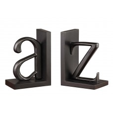 Crestview A to Z Bookends CVV1370