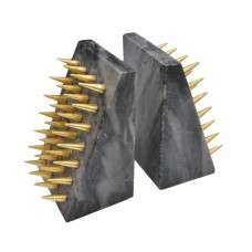 Everly Quinn Heloise Spike Bookends EYQN5565