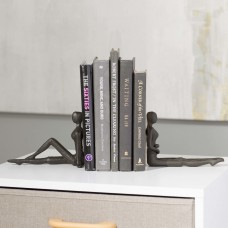 Mercury Row Ladies Stretching Book Ends MCRW5179