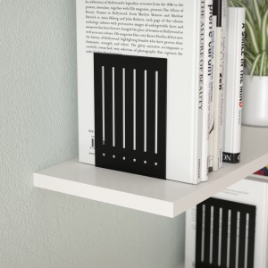 Symple Stuff Large Rectangle Bookends SYPL3409