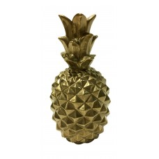 Bay Isle Home Tinsley Pineapple Decorative Bottle BYIL2595