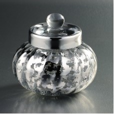 Diamond Star Glass Apothecary Storage Jar DMSG1800