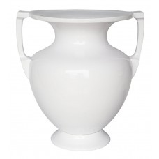 Sagebrook Home Ceramic Handled Urn SGBH3090
