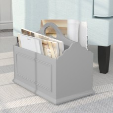 Beachcrest Home Adaline Mobile Home Park Magazine Rack BCHH8554