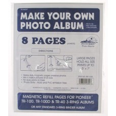 Symple Stuff Refill Pages for TR100 Magnetic Album SYPL3493