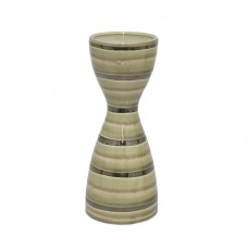 Ebern Designs Decorative Ceramic Candlestick SBNQ1842
