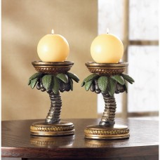 Zingz Thingz Tropical Tree Candle Holder ZNGZ1153