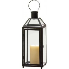 Laurel Foundry Modern Farmhouse Iron Lantern LFMF1207