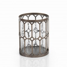 Alcott Hill Geometric Iron Hurricane ACOT6351