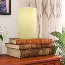 Charlton Home Unscented Pillar Candle CHRL4118