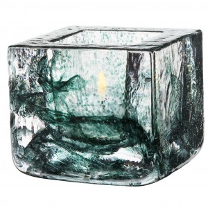 Kosta Boda Brick Glass Votive KBD1683