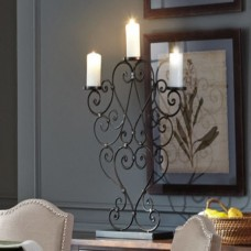 Astoria Grand Metal Candelabra ASTG5863