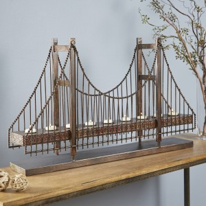 Birch Lane™ Suspension Bridge Votive Holder BL17850