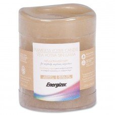 EVEREADY BATTERY Flameless Wax Candle UPC1034