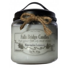 FallsBridgeCandles Watermelon Lemonade Scented Jar Candle FLBG1183