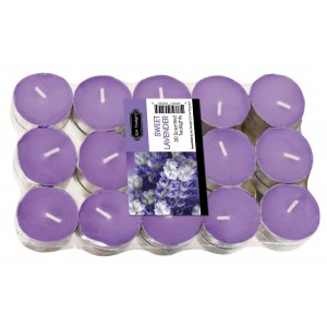 AmericanDirect Sweet Lavender Tea Light Candle AMDI1006