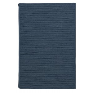 Charlton Home Glasgow Blue Indoor/Outdoor Area Rug CHLH5371