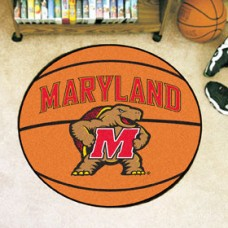 FANMATS NCAA University of Maryland Basketball Mat FNM7646