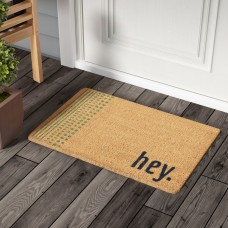 Floor 9 Hey Doormat FFLL1682