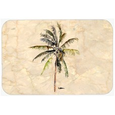 Caroline's Treasures Palm Tree Kitchen/Bath Mat CTST7705