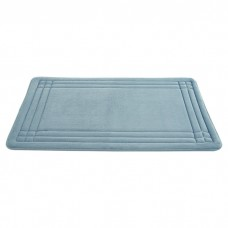 Zipcode Design Knopp Embossed Memory Foam Bath Rug ZPCD6051