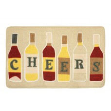 Winston Porter Ramsdell HD Printed Cheers Kitchen Mat DSFK1008